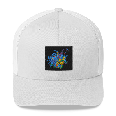 Connecting Creativity (Patch) Cap