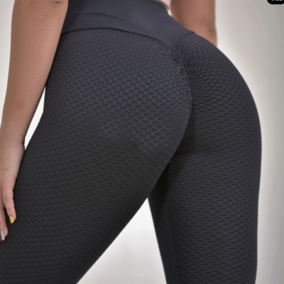 Peach Hip Yoga Pants