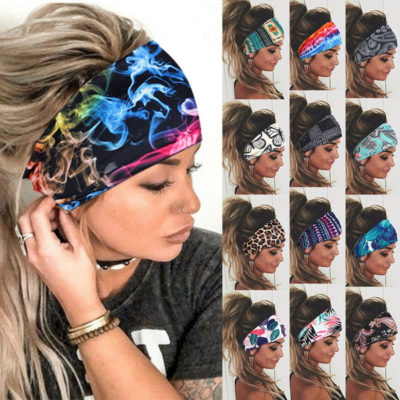 Streetwear Yoga Hairband