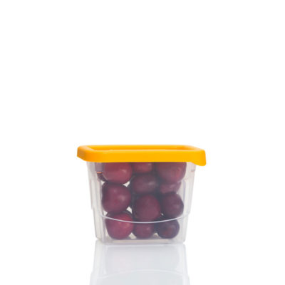 120 Piece Stackable Containers